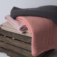 Waffle Throw Stack 2